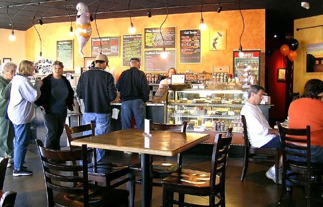 Black Dog Coffeehouse Nutrition