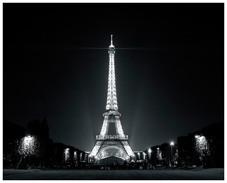 The Eiffel Tower | by dannywartnaby