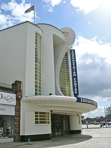 Grosvenor Cinema Harrow Middlesex London Grosvenor Cine Flickr