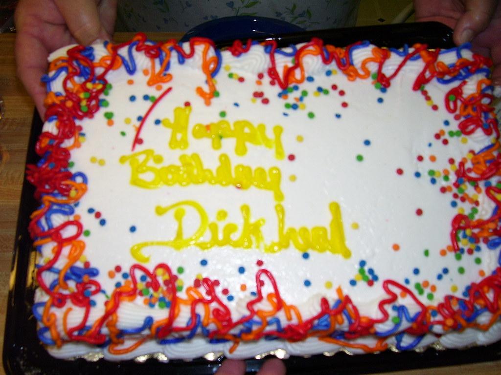 Happy Birthday My Brothers 26th Birthday Cake Lisa Flickr