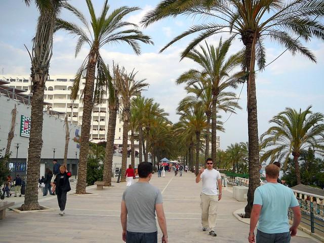 Boardwalk in marbella christos scott lars l r flickr - Boardwalk marbella ...