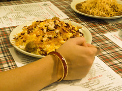 Parsi Food: Mutton Berry Pulav * | by Anindo Ghosh