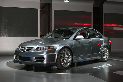 Acura TSX A-Spec | Russell Purcell | Flickr
