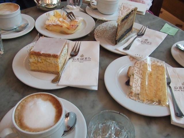 Demel Cafe Nyc