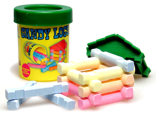 Candy Logs | by cybele-