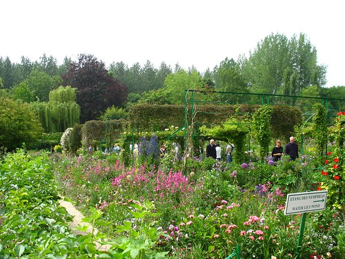 Monet's Home & Gardens, Giverny, France | by nikoretro