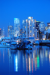 Blue Vancouver | by elvy