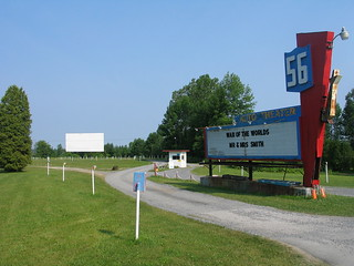 56 Auto Theater, Massena, NY | by metamatic