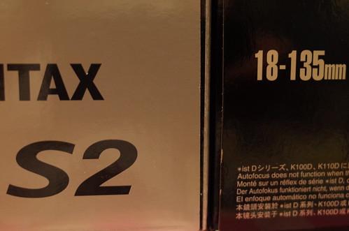 K-S2 + 18-135mm