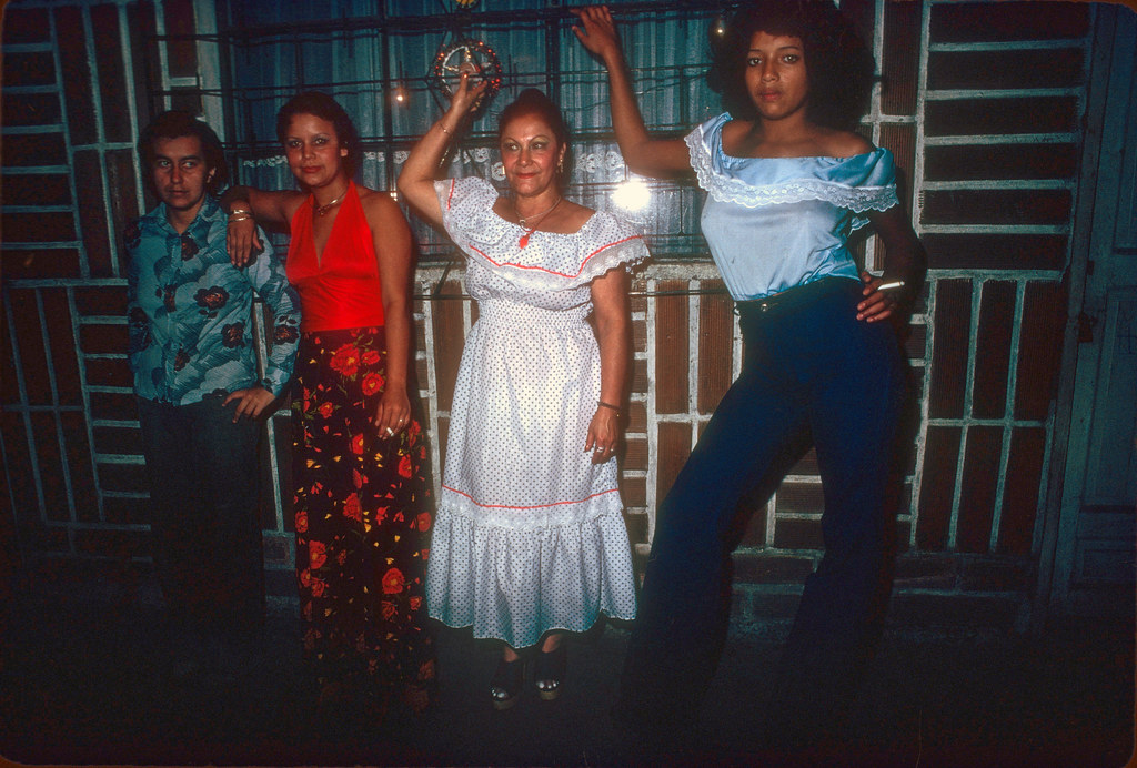 Burdel, Medellin,  1978, +3 | by Marcelo  Montecino