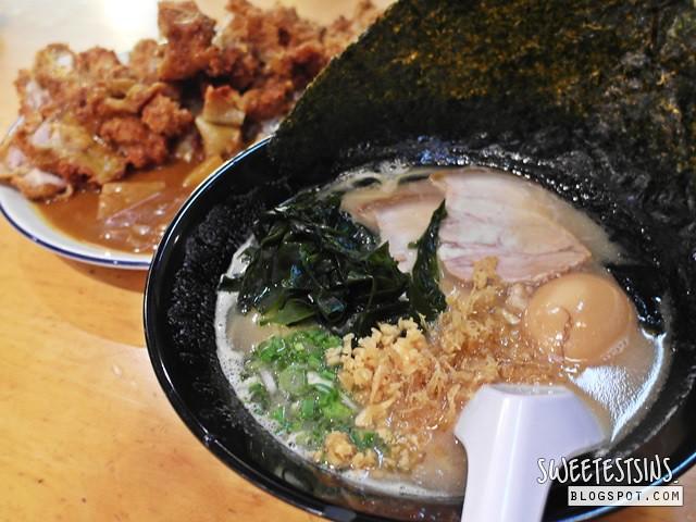 udon goen tonkotsu ramen and tonkatsu chicken katsu review