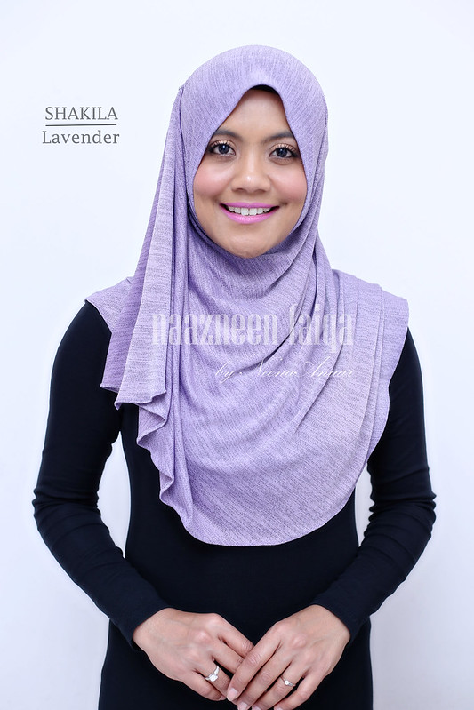 Shakila (Lavender)