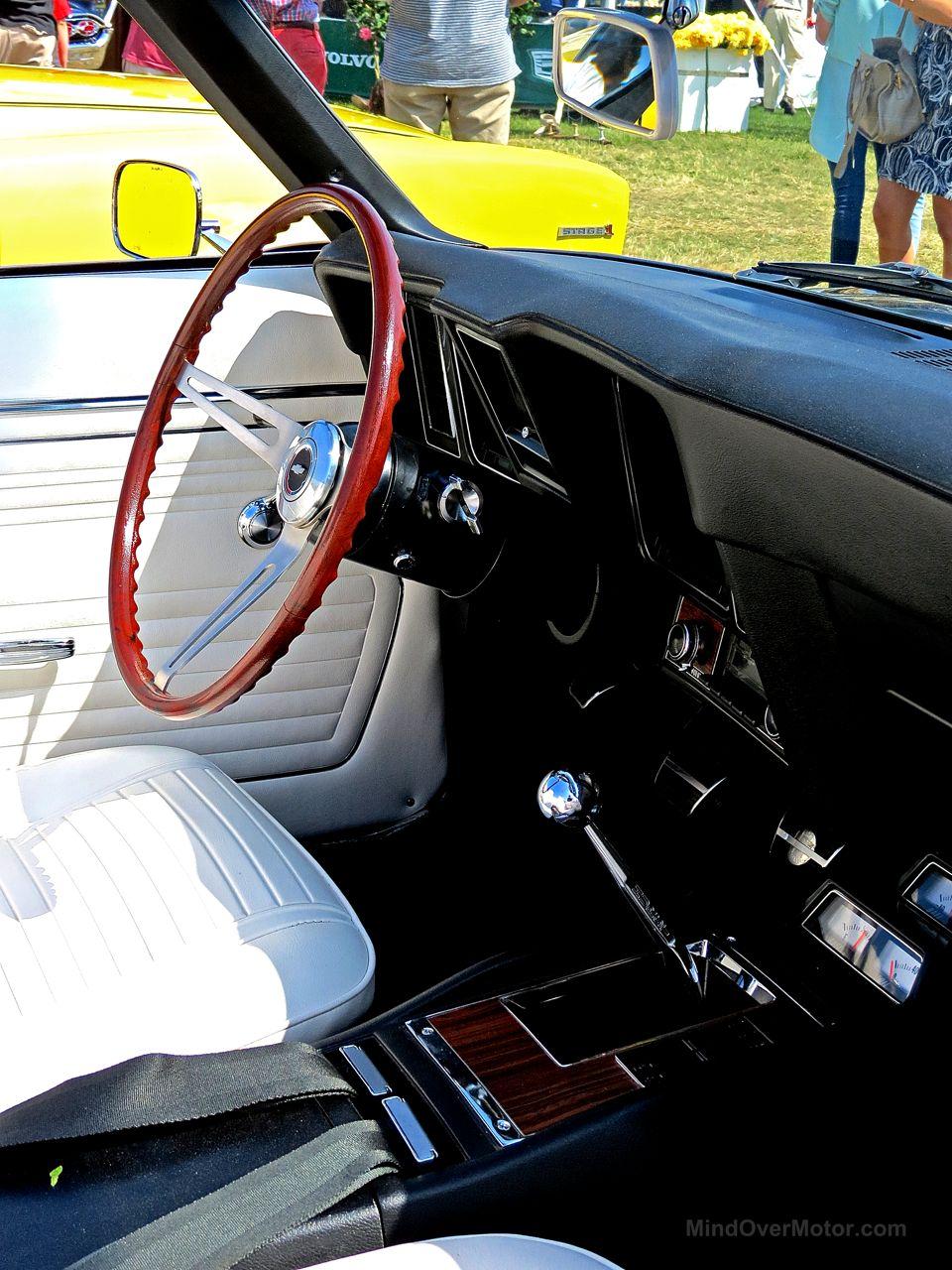 Chevrolet Camaro SS 396 Greenwich 2