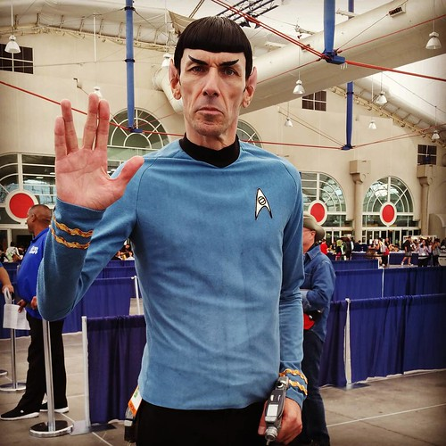 San Diego Comic-Con 2015 Cosplay Special - Spock