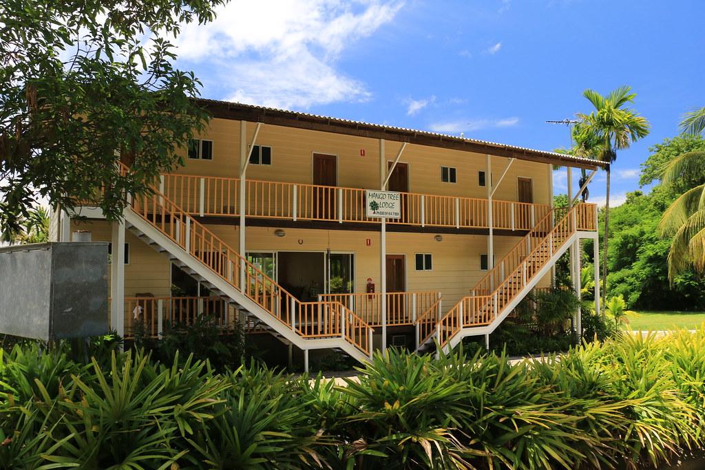 ... Mango Tree Lodge - Christmas Island   by Jungle Jack Movements  (ferroequinologist) - Mango Tree Lodge - Christmas Island Christmas Island, Indi… Flickr