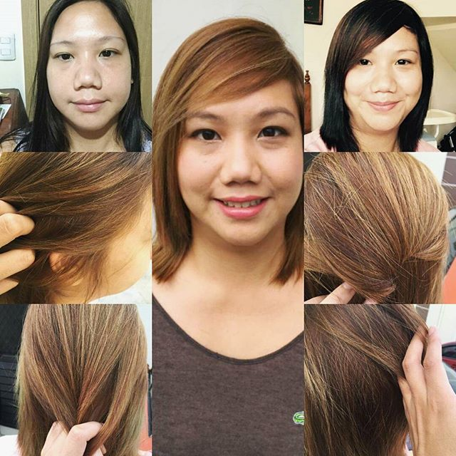 Late Upload Another Makeover Hair Haircut Haircolor Flickr