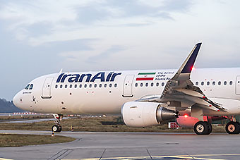 Iran Air A321 (Airbus)