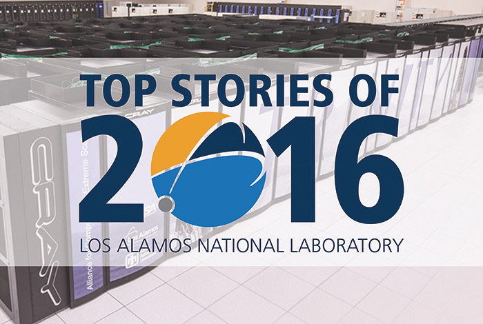 Los Alamos National Laboratory noted successes ranging from high-performance computing (Trinity supercomputer, above, installed) to cancer research, space science, nuclear nonproliferation and more.