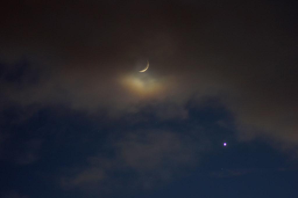 moon and venus 2017 - photo #19