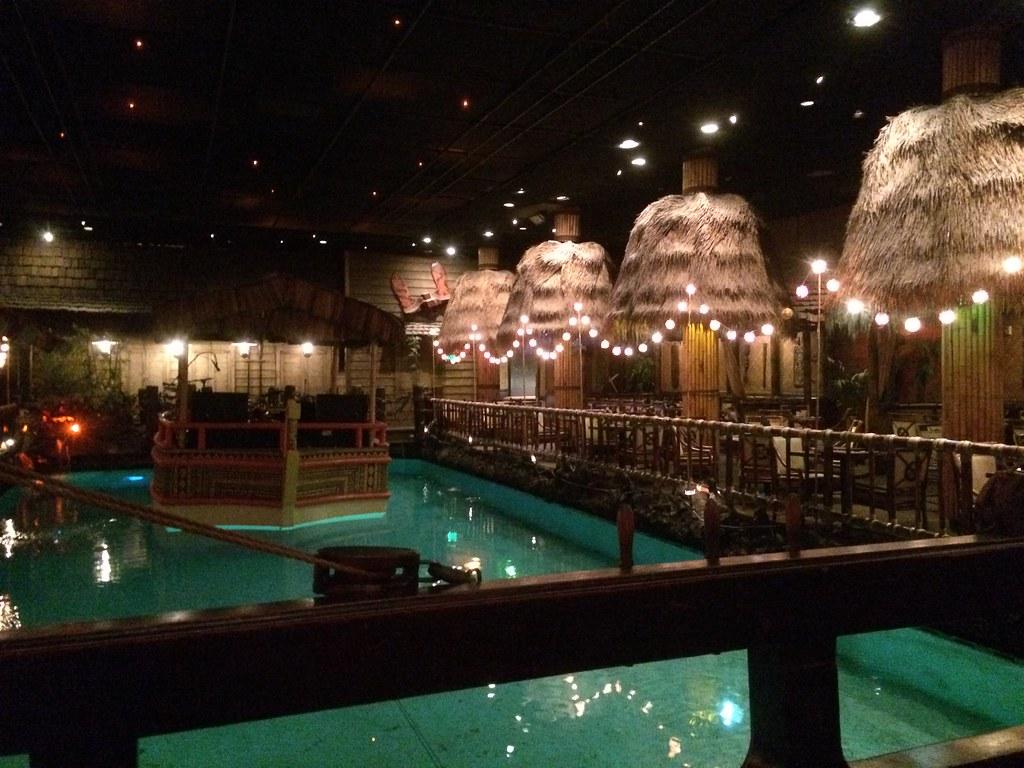 Tonga Room Tiki Bar San Francisco Fairmont Hotel Retro Roa…   Flickr