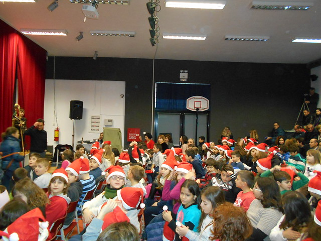 Χριστουγεννιάτικη Γιορτή Α' τάξης 2016