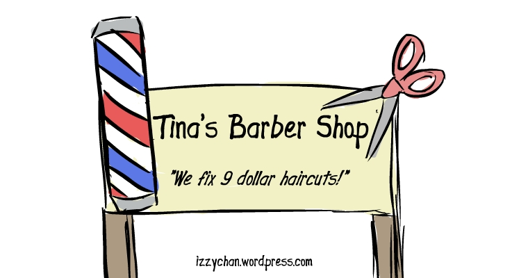 we fix nine dollar haircuts
