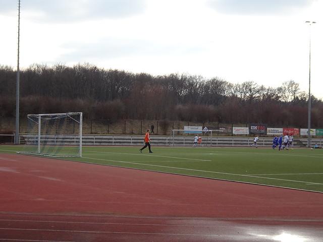 1. FC Rheinbach C II 0:2 Schwarz-Weiß Merzbach C II