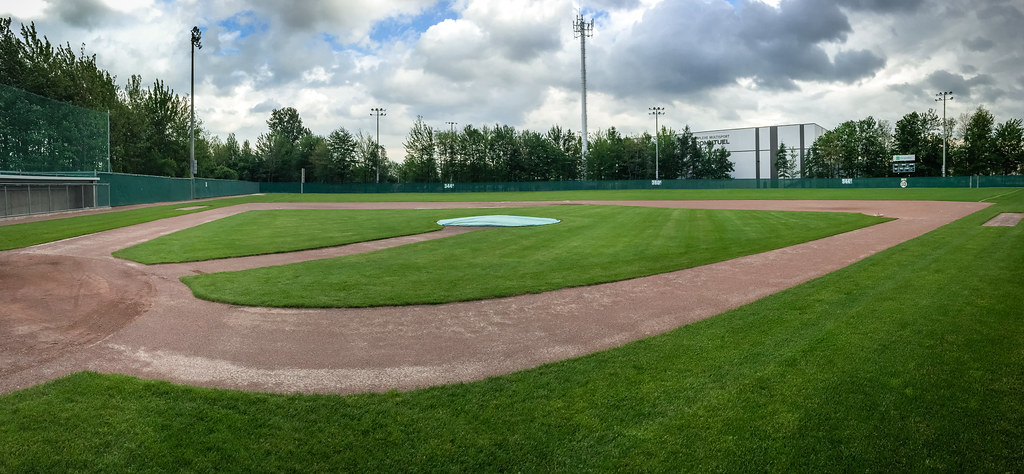 Stade de baseball de Victoriaville
