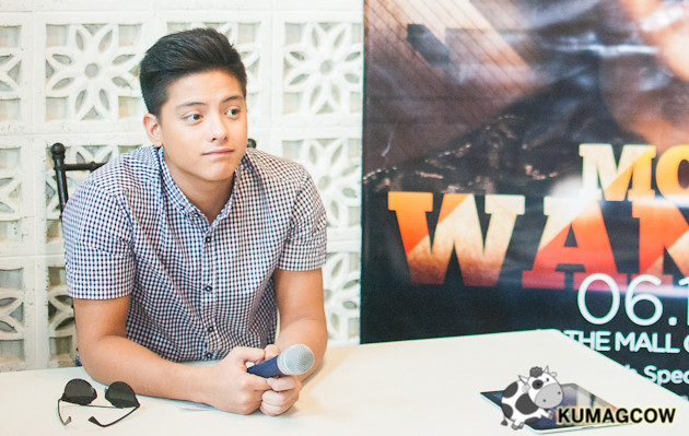 Daniel Padilla Most Wanted