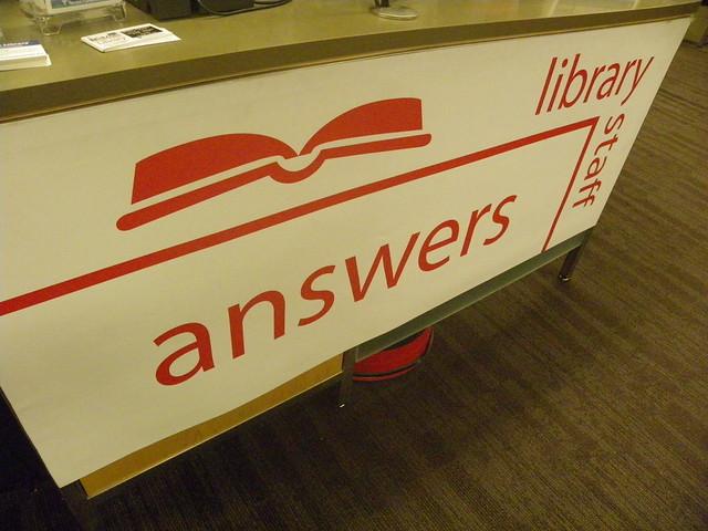 service desk - Tempe Public Library