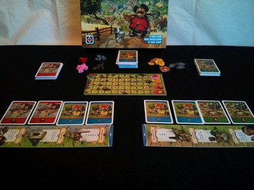 017 - Imperial Settlers 2 player set up