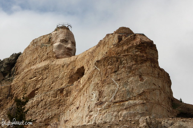 MidWestRoadTrip_Crazy Horse Memorial_feistyharriet_June 2015 (4)