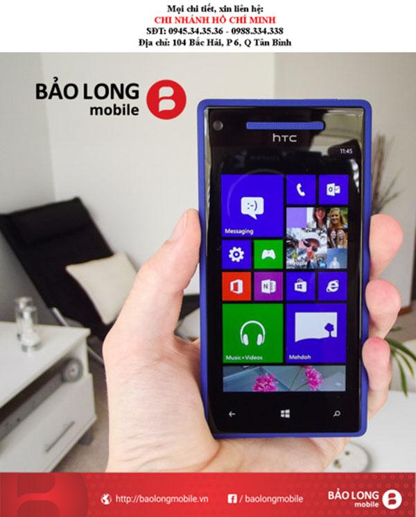 Chỗ nào ở trong TP.HCM thay màn hình cảm ứng HTC 8X có chất lượng chính hãng và giá thành hợp lý cho người tiêu dùng
