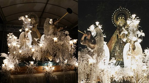 Photos taken from GR Rodis FB Page. La Naval Procession scene from Larawan the Movie