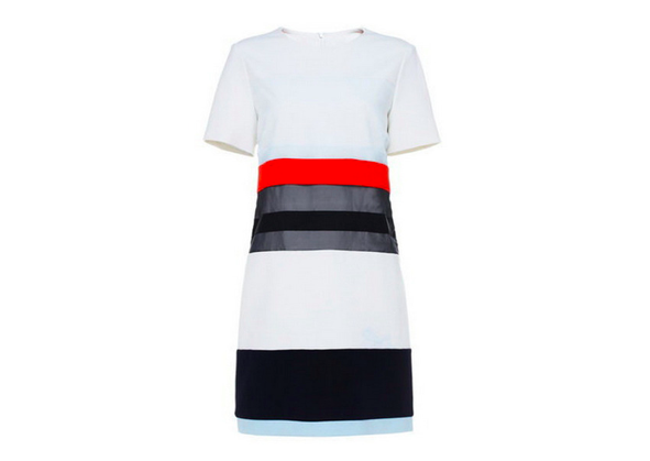 Shift dress with your 60's style