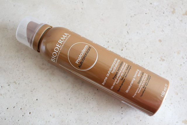 Bioderma Photoderm Autobronzant review