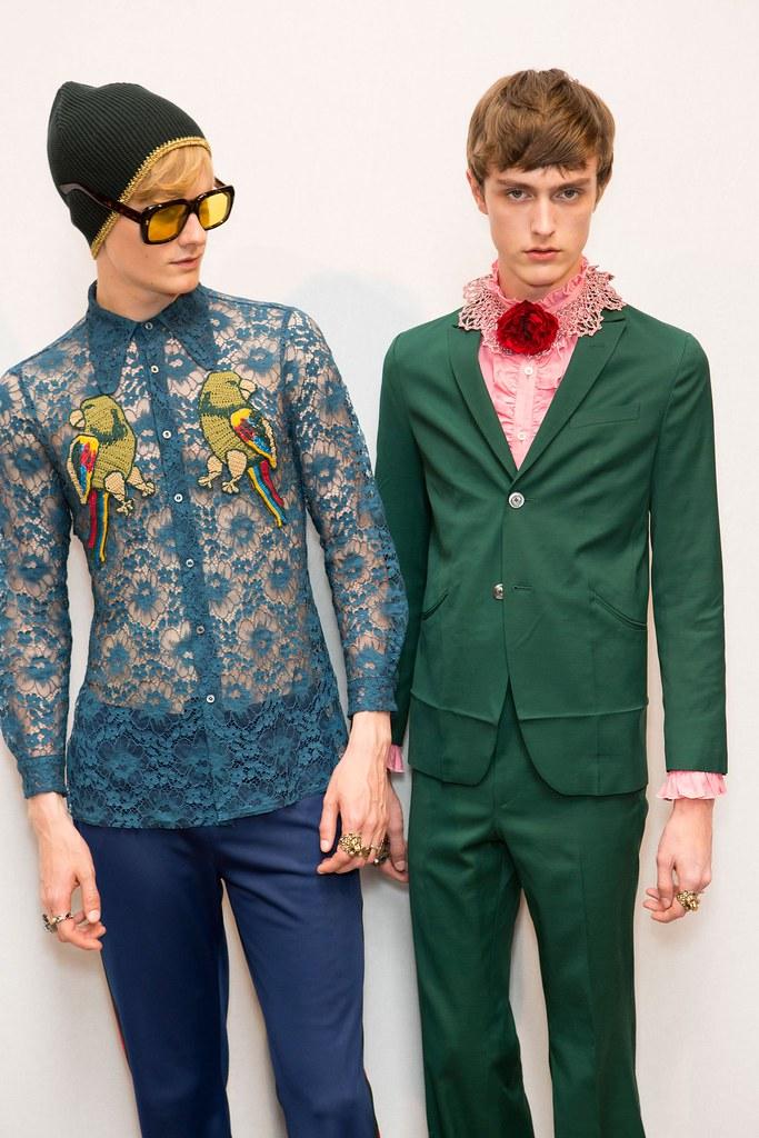 SS16 Milan Gucci219_Knut Roertveit, Jesper Trip(fashionising.com)