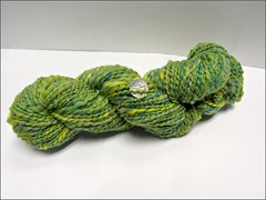 Lemon Lime handspun