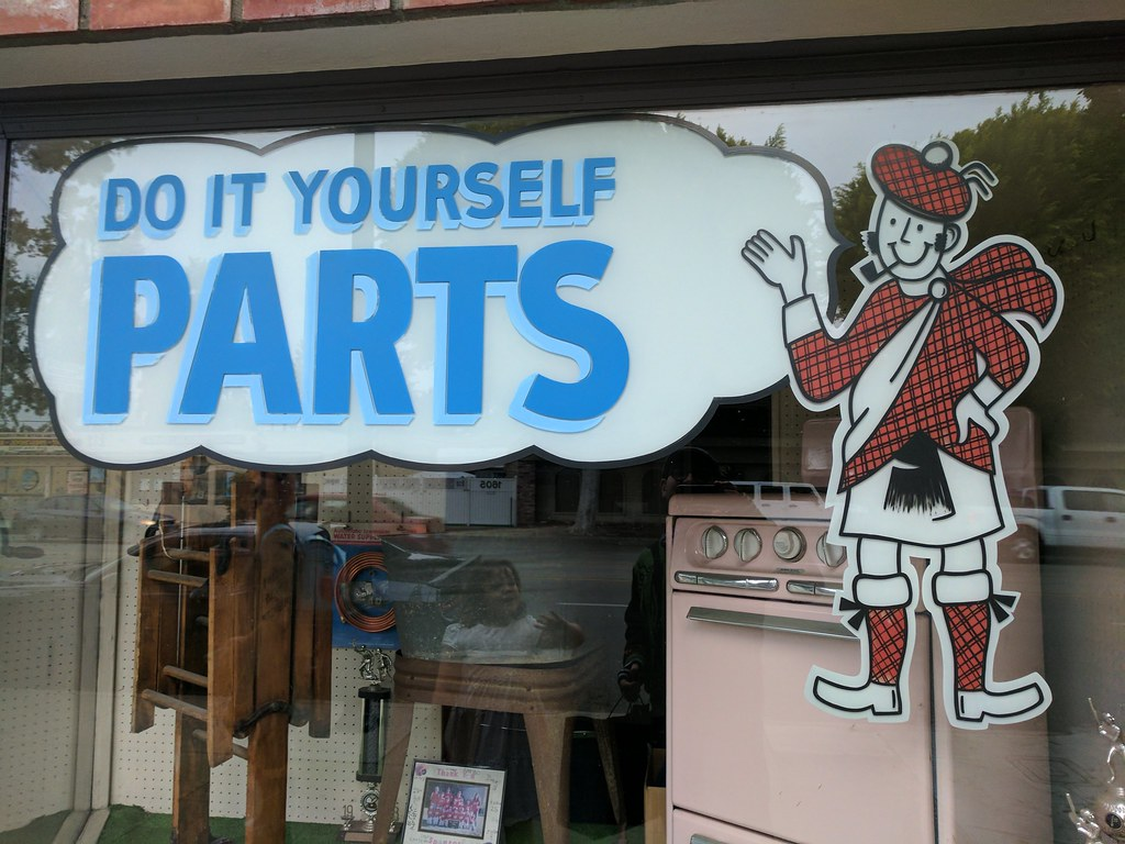 Do it yourself parts sign burbank california usa flickr do it yourself parts sign burbank california usa by gruntzooki solutioingenieria Image collections