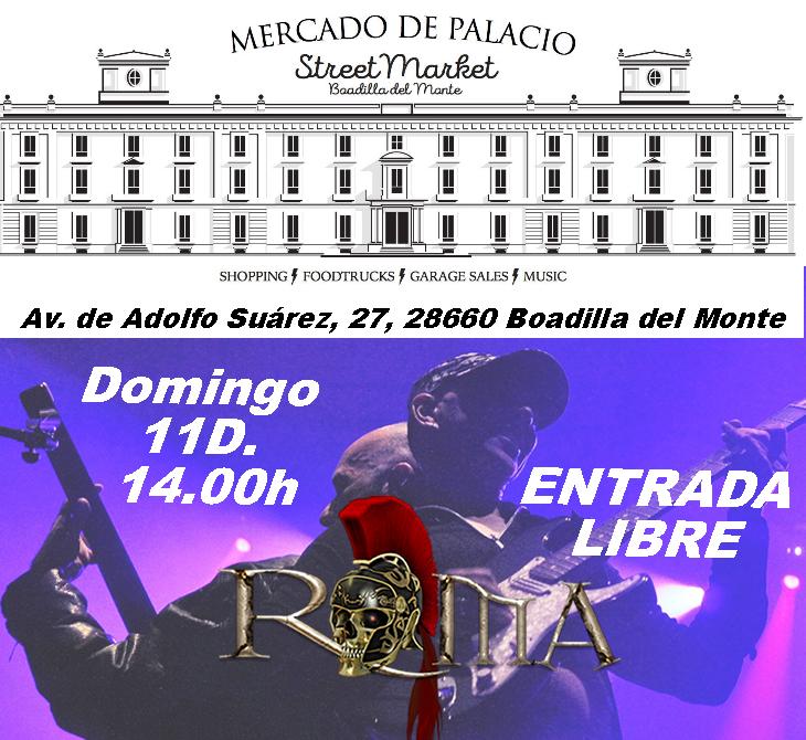 MERCADO DE PALACIO. 11/12/2016