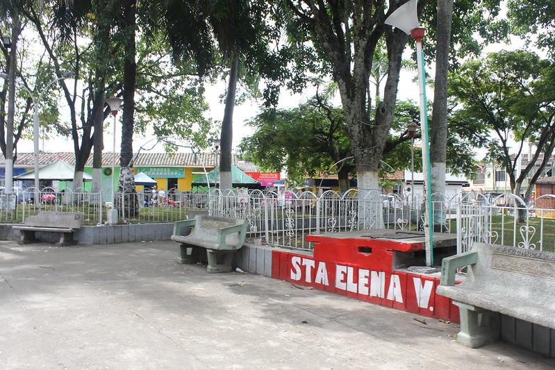 San ta elena , El Cerrito Valle - El Paraíso.