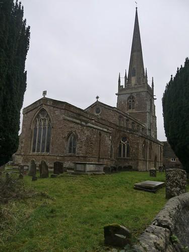All Saints Church, Middleton Cheney