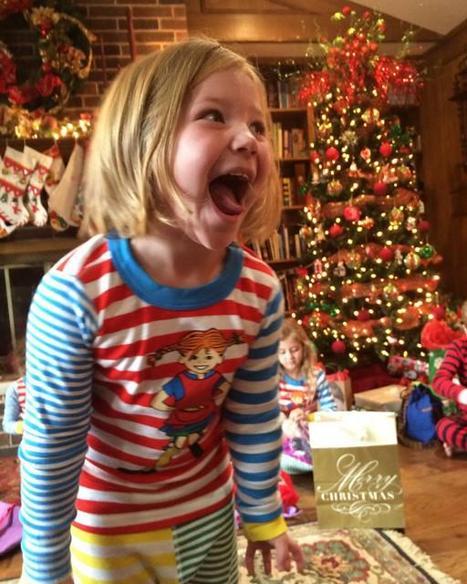School Christmas Party's and Kiki's 201447