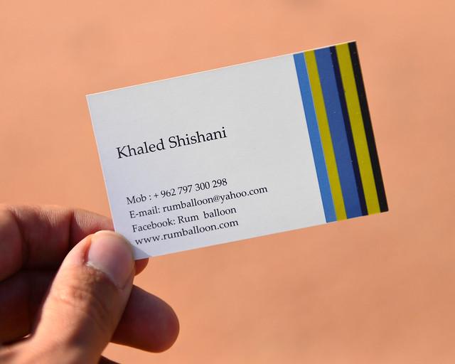 La mejor empresa con quien volar en globo por Wadi Rum en Jordania