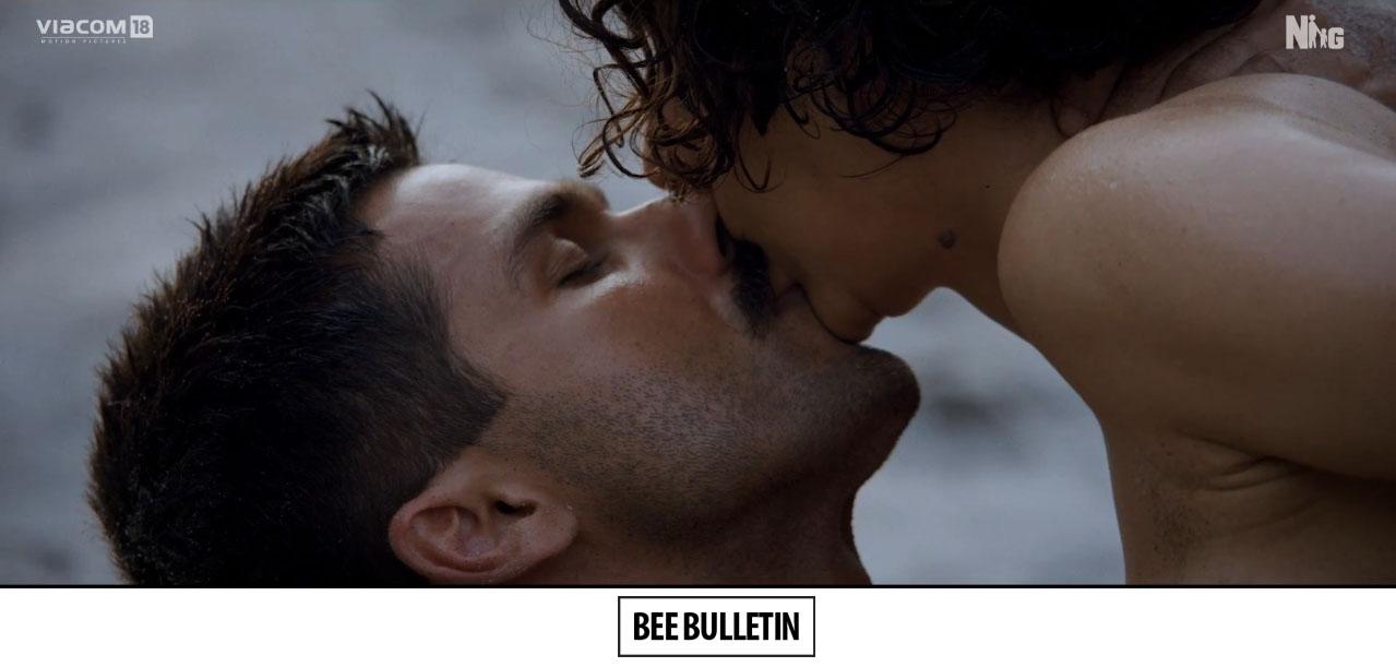 Rangoon Kissing Scenes