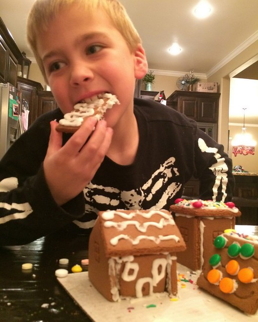Gingerbread House 2014_15