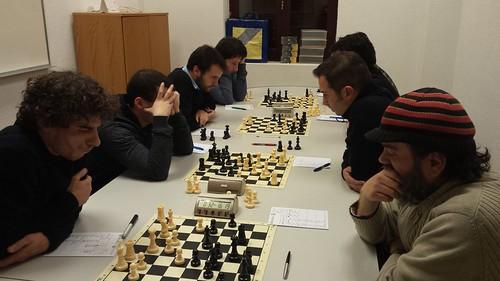 Liga Guipuzcoana ronda 1 Agustín de Leiza - Gros B