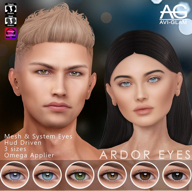 Ardor Eyes (MEN ONLY MONTHLY)