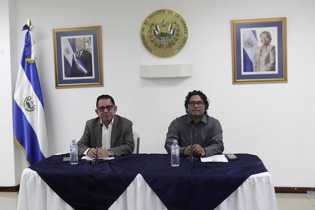 Foro Internacional, El Salvador y el mundo 25 años despues de la firma de la paz.