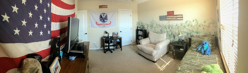ben's room two